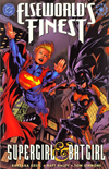 Comic Author of Supergirl and Batgirl